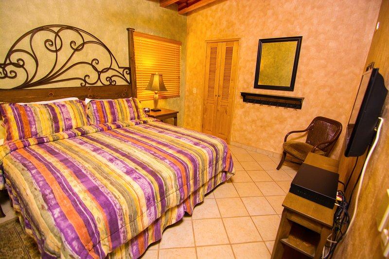 Silla, muebles, cama, dormitorio, Interior