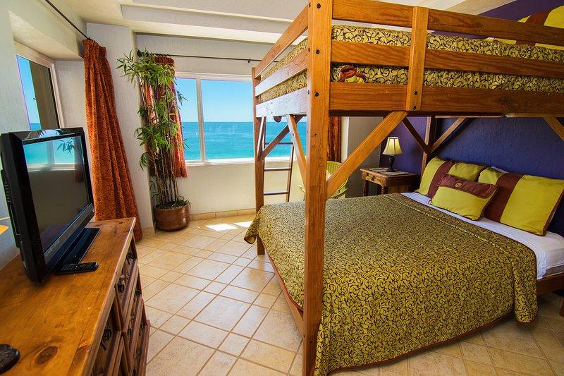 Dormitorio, muebles, madera, silla, cama