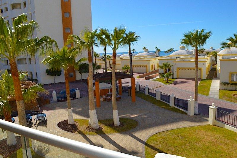 Vista del Mar de Cortez desde el Balcón