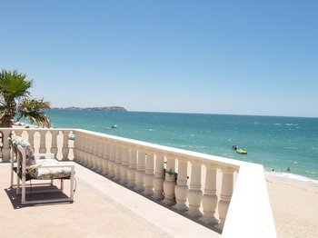 Al aire libre, mar, agua, edificios, Playa