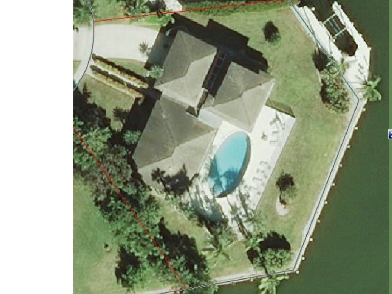Wide Water Views, Huge Pool Area, Large Grounds;  Ideal Layout
