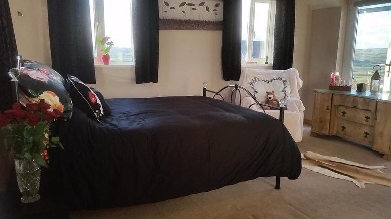 Chambre 3 couchages 3 avec salle de bains et balcon