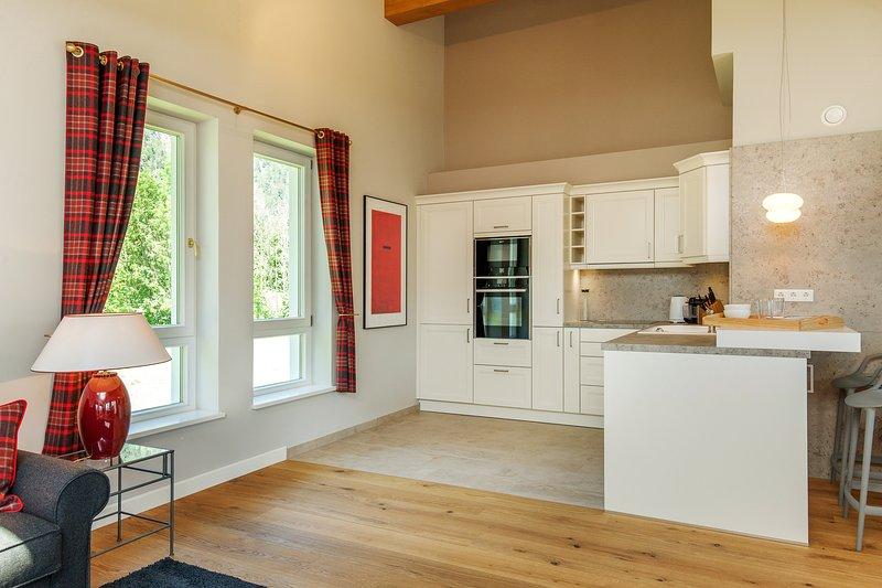 Haus Bella Vista - Ferienwohnung Wilder Kaiser, alquiler vacacional en Prien am Chiemsee
