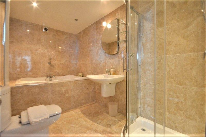 Luxus-Air-Badezimmer