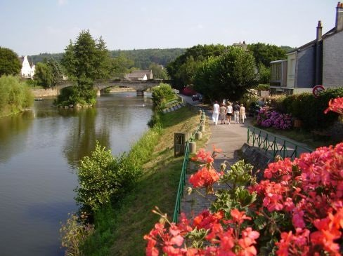 Canal Nantes-Brest