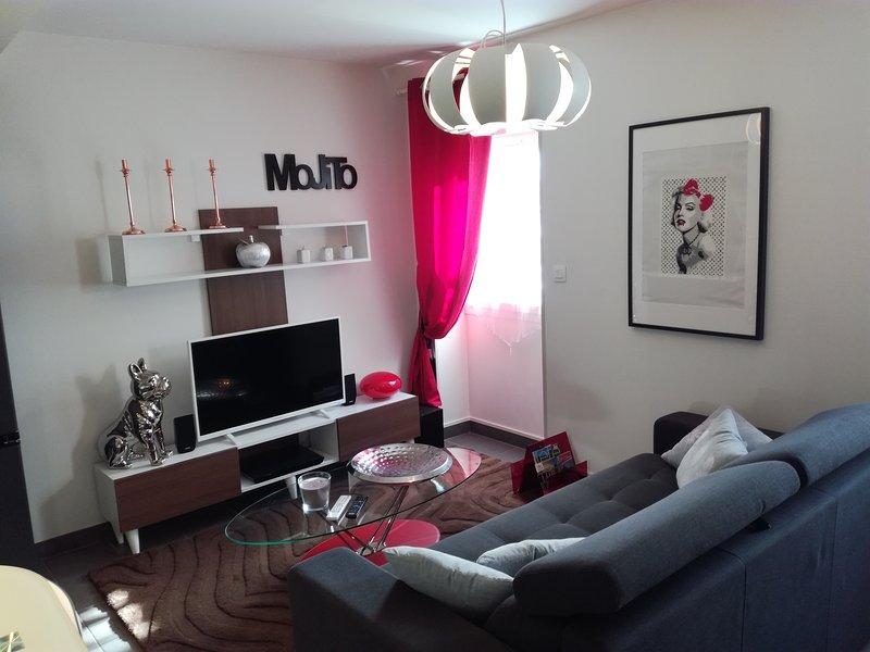 Appart Suite Castres Centre Ville, location de vacances à Castres