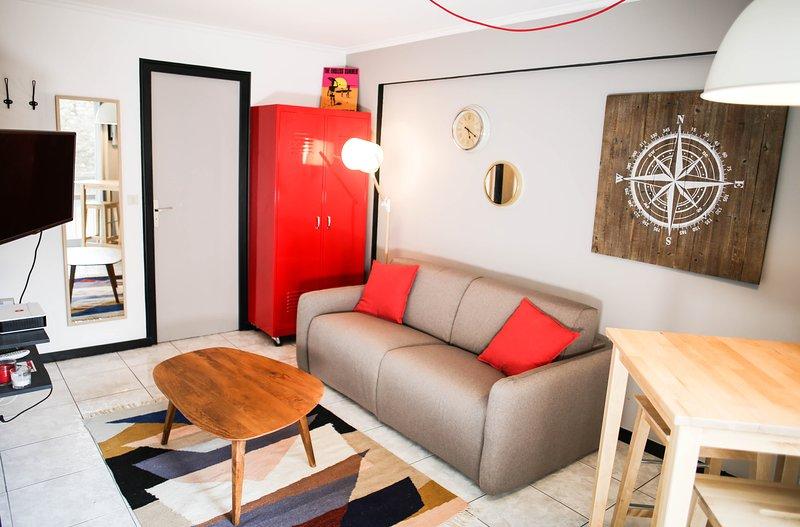 location appartement Biarritz STUDIO CLASSE