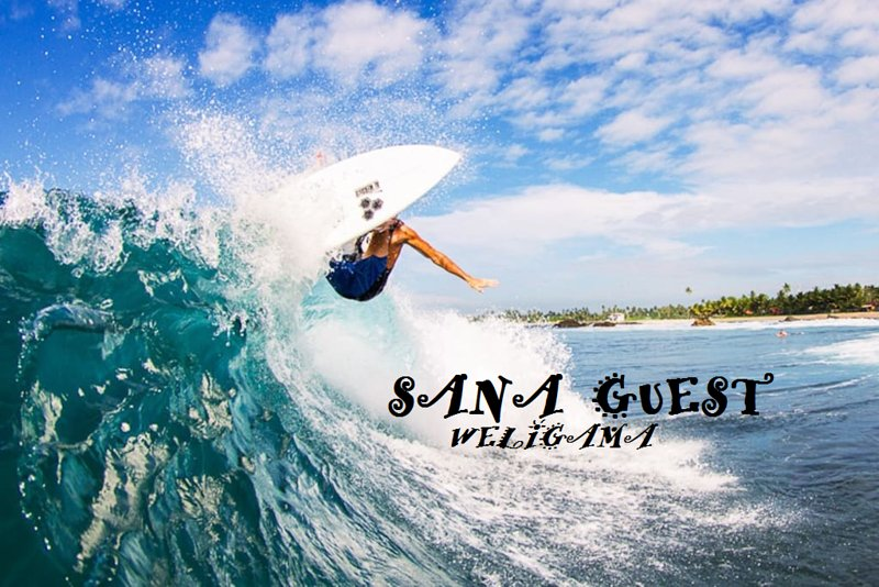 SANA GUEST, holiday rental in Weligama