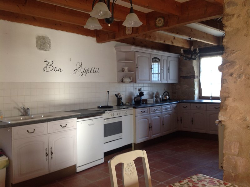 Farmhouse, holiday rental in Brie-sous-Chalais