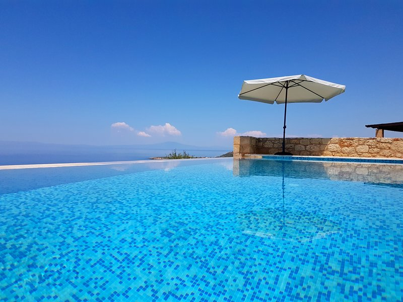 Sunset Villas; Villa 1, vacation rental in Stoupa