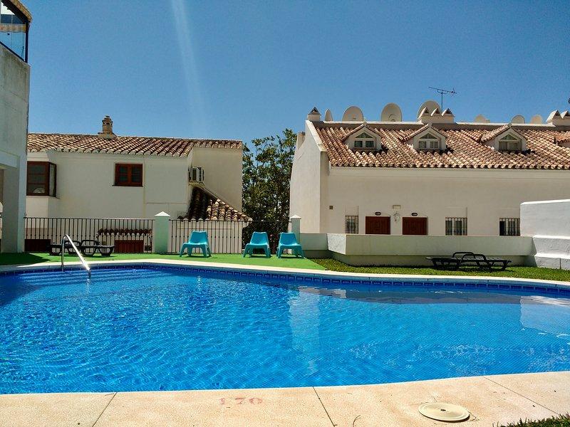 Cómodo apartamento en pleno Mijas, vacation rental in Mijas Pueblo