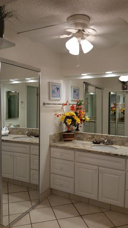 Salle de bains remodelé