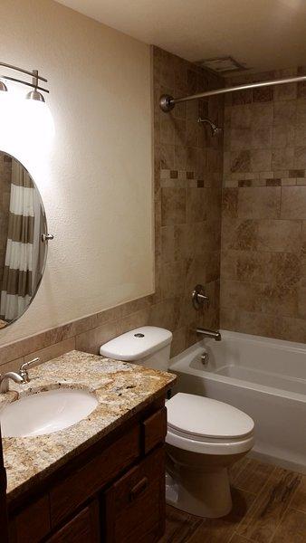Einer von zwei Gäste-WC - Beide sind identisch