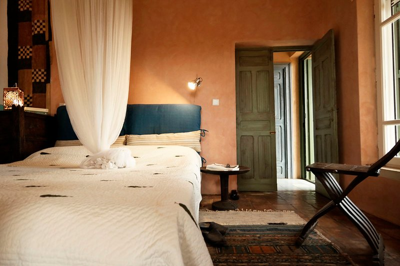 Marrakesh bedroom