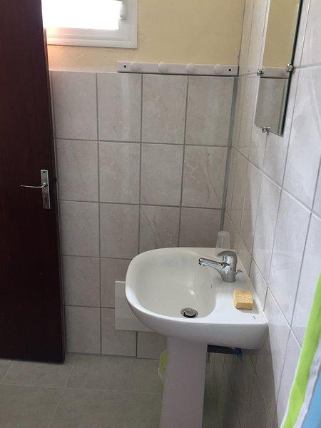 Bathroom redone (03-2017)
