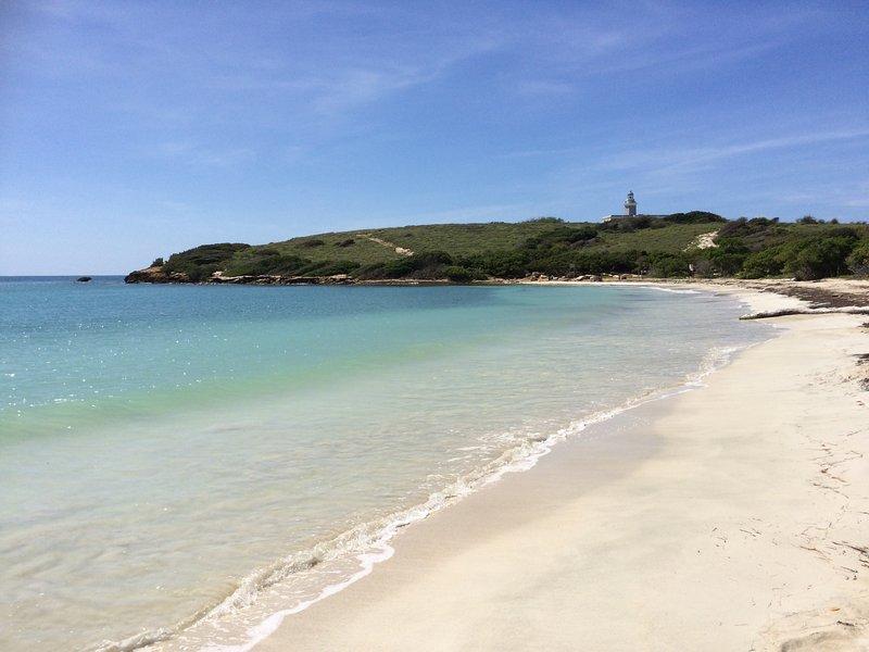 plage Bahia Sucia