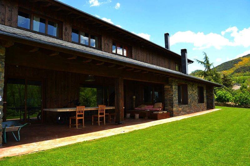 Aluguer Countryhouse Nahuja