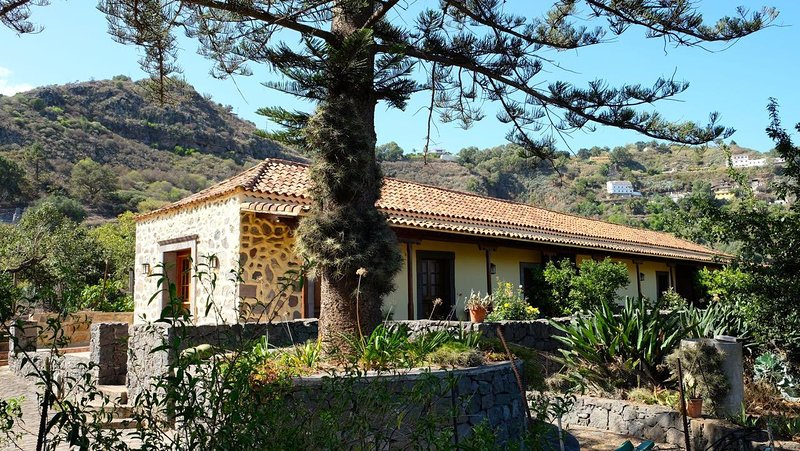 Charming Country house Teror, Gran Canaria, vacation rental in Teror