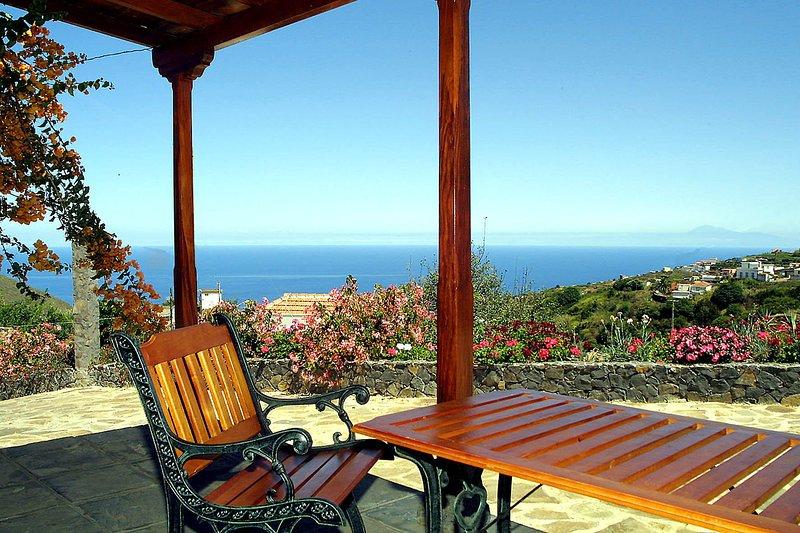 Charming Country house Puntallana, La Palma, location de vacances à San Andres y Sauces