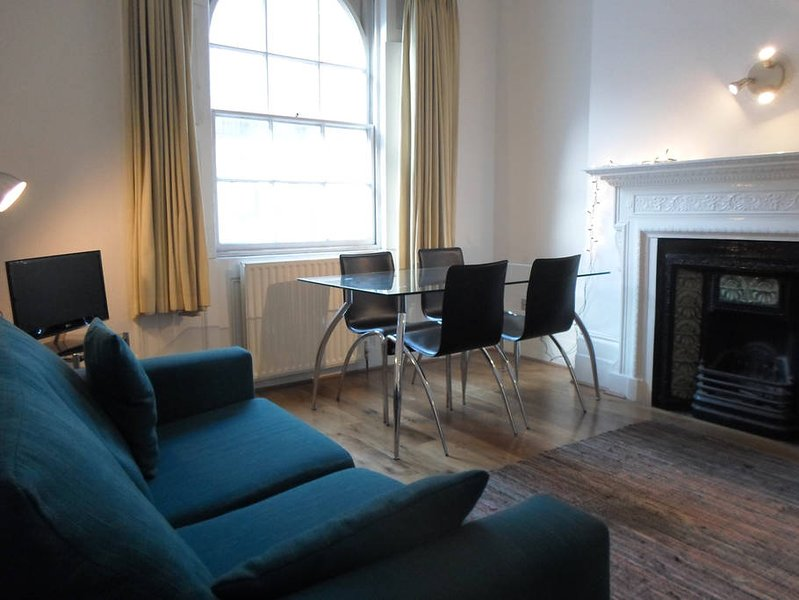 Kings Cross, Ground Floor Apartment