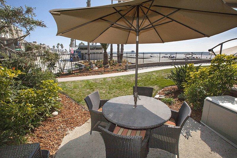 D7 - Palm Villa, vacation rental in Oceanside