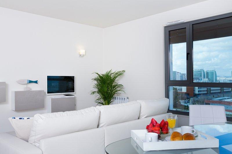 APT IN LISBON MARINA | 2 Quartos, holiday rental in Sacavem