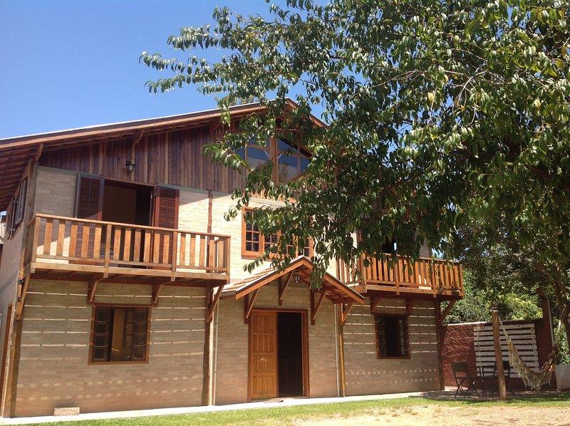 chalé da Bel, alquiler de vacaciones en Santo Antonio do Pinhal