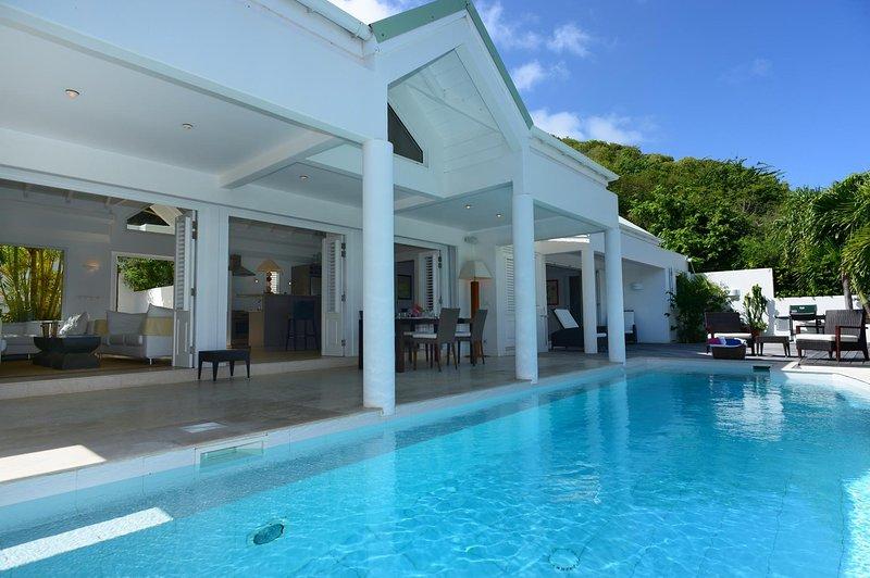 Escapade, Ferienwohnung in Marigot