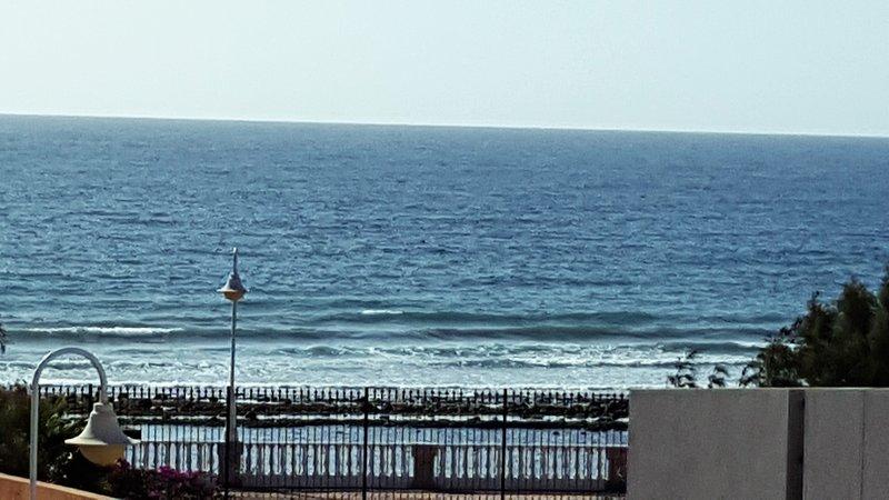 CASTILLO MAR A.  -Apartamento de 2 dormitorios con vistas al mar, holiday rental in Castillo del Romeral