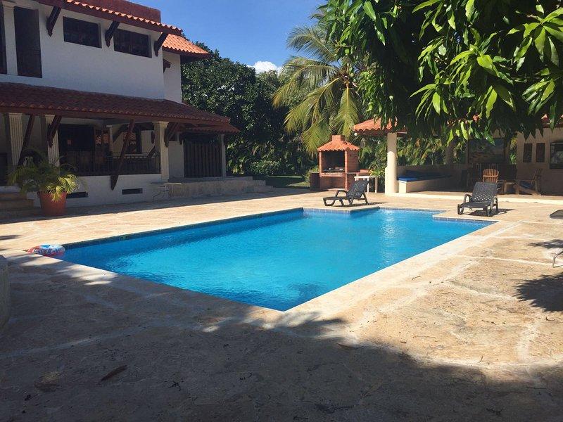 Villa en casa de campo, location de vacances à Altos Dechavon