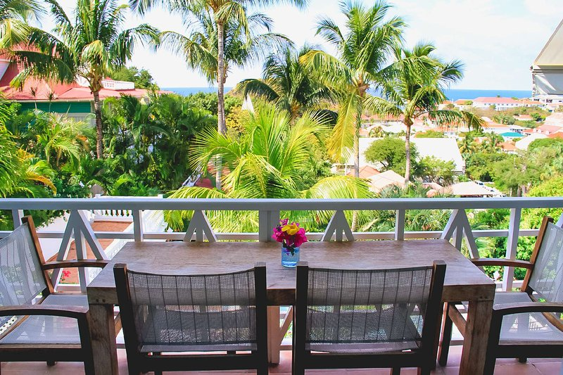 Colony Club, vacation rental in Gustavia