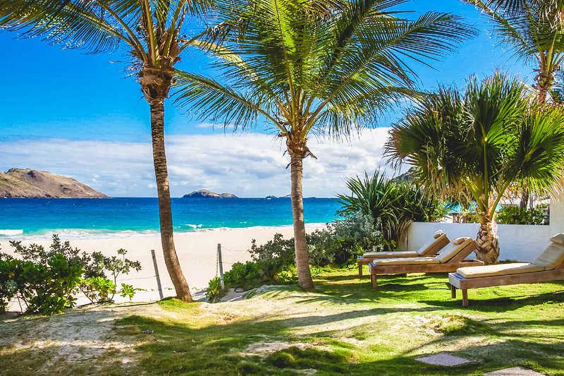 Ecoute les Vagues, holiday rental in St. Barthelemy