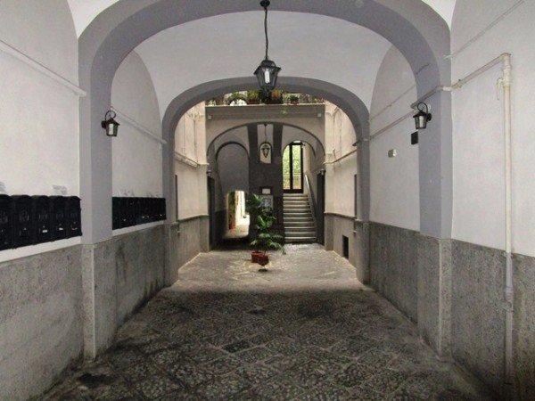 Ingang van het Palazzo