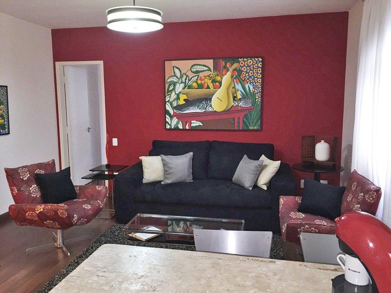 Top Confort Flat 2 Bedroom Jardim Paulista, Ferienwohnung in São Paulo