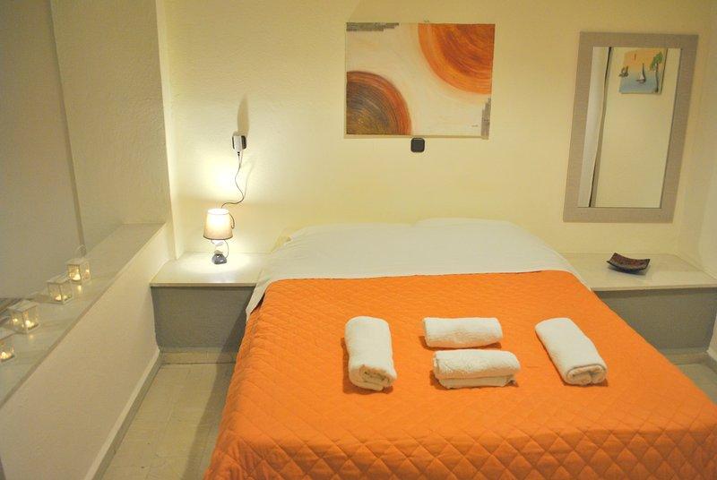 """Βeautiful apartment near the sea """"Levanda"""", holiday rental in Tertsa"""
