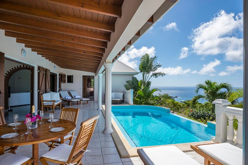 Sunrock, holiday rental in Anse des Flamands