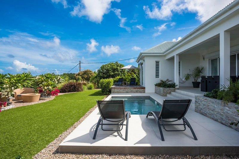 Villa Enjoy St Barts from Premium Island Vacations.