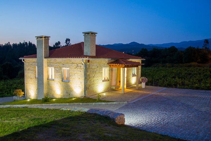 Quinta das Secas - Casa Principal, vacation rental in Soajo