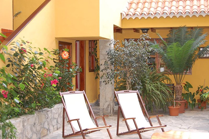 Charming Country house Arico, Tenerife, holiday rental in El Rio