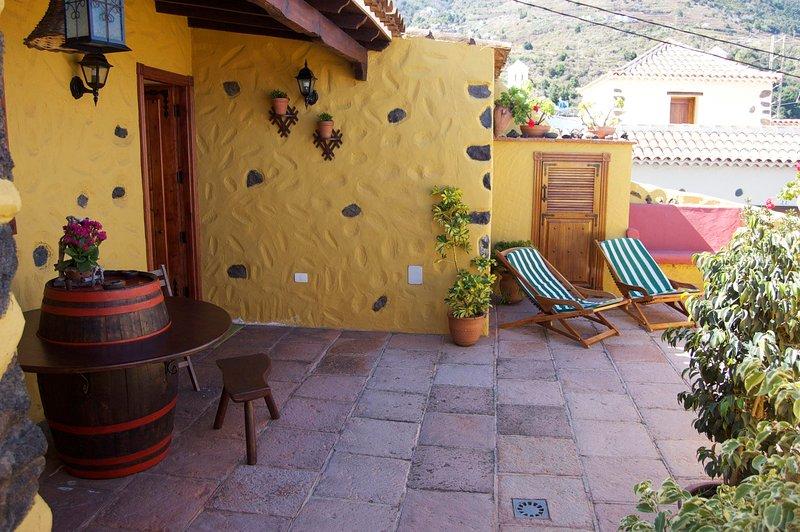Charming Country house Icod de los Vinos, Tenerife, location de vacances à El Amparo