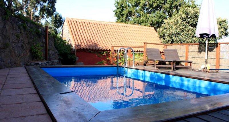 Charming Country house Moya, Gran Canaria, aluguéis de temporada em Juncalillo