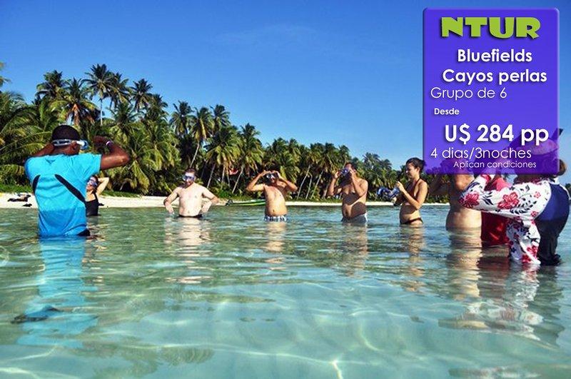 NTUR negocios y turismo de Nicaragua, brindando una amplia variedad de servicios, alquiler vacacional en Departamento de Managua