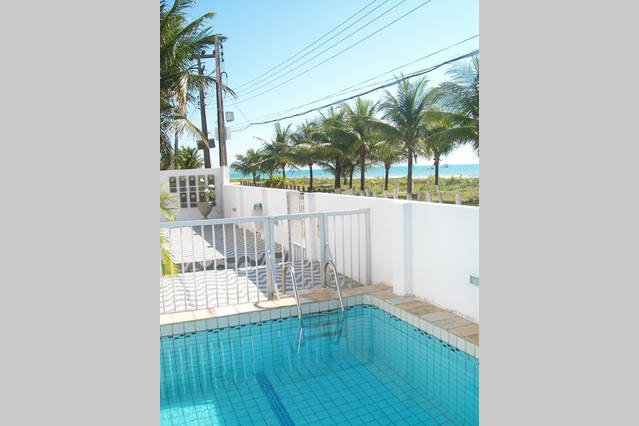 Flat Beira-Mar Maragogi, holiday rental in Barra Grande
