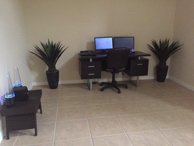 Área de escritório