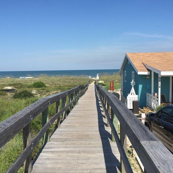Ocean Front Paradise On Amelia Island