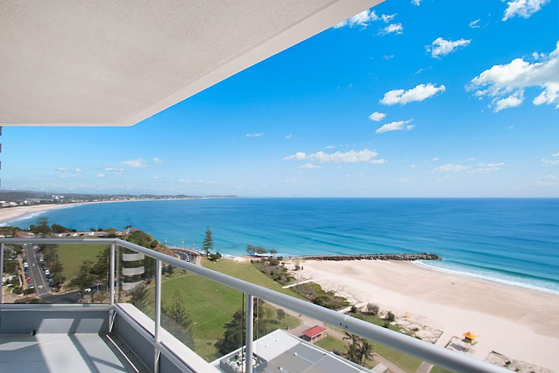 Points North 18-114 - Amazing 18th floor views!, vacation rental in Coolangatta