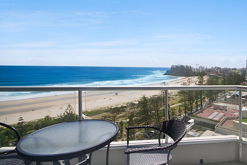 Points North 12-75 - Amazing 12th floor views!, vacation rental in Coolangatta