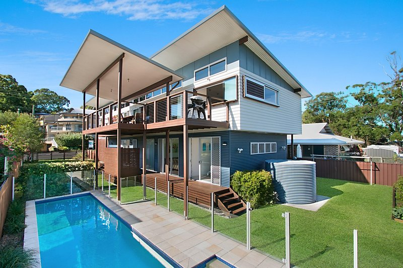 Cirrus At Kirra - Family Friendly Beach House, aluguéis de temporada em Tweed Heads