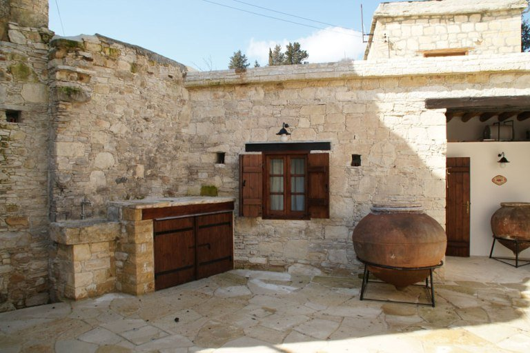 O Hliakos tou Choriou, holiday rental in Pano Platres