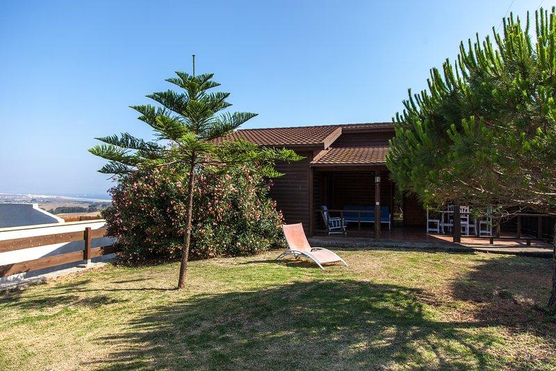 Apartamentos Rurales (LAS CABAÑAS), location de vacances à Tarifa